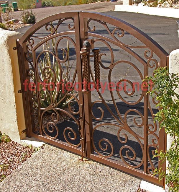 Bahçe kapıları güzel bahçeler ıçin